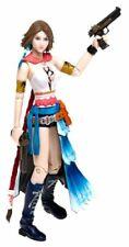 FLAWED BOX Final Fantasy X-2 No. 1 Yuna Play Arts Action Figure