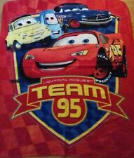 PLAID POLAIRE DISNEY ''CARS''