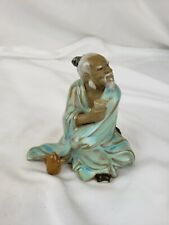 Nice small vintage pottery figurine, Chinese