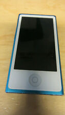 Apple iPod Nano 7th Generation Blue 16GB USED DCYLP4V6F0GP