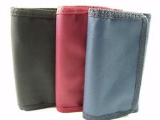 UNISEX QUALITY CANVAS SPORTS WALLET CREDIT CARD HOLDER POUCH PURSE RIPPA STYLE