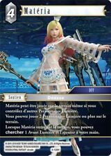 6-128H Matéria (Français) NM Final Fantasy TCG