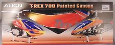 ALIGN T-REX 700N Nitro Painted Canopy HC7016 NEW