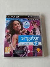 Singstar + Dance PS3 Sony Playstation 3 Game PAL UK Seller