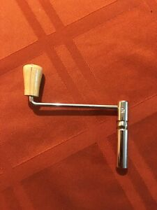 NEW ANTIQUE FRENCH MORBIER & COMTOISE GRANDFATHER KEY 4.75 mm ( Key Only )