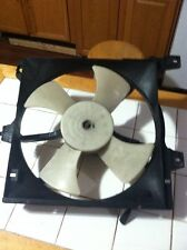 1995-1998 NISSAN SENTRA , 200SX  RADIATOR COOLING FAN ASSEMBLY. FREE S/H