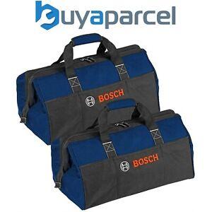 "2x Bosch 1619BZ0100 Professional Heavy Duty Power Tool Bag 20"" 50x26x30cm"