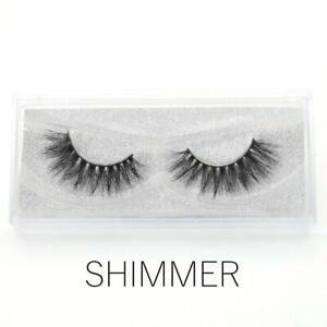 Glam Mink Lashes Shimmer
