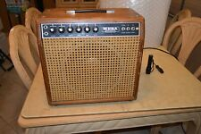 Mesa Boogie Mark 1 Original (not re-issue) 1x12 Natural Wood, Wicker Grill