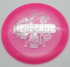 New - Dynamic Discs Limited Edition Lucid Renegade Pink 176g Silver stamp