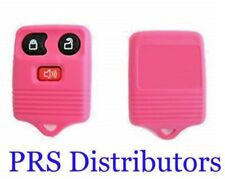 FORD 3-BUTTON REMOTE PINK CASE SHELL KEYLESS ENTRY REMOTE CASE REPLACEMENT NEW