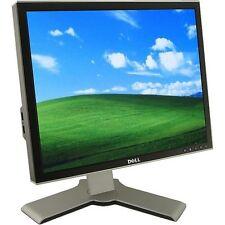 "Dell UltraSharp 20"" LCD Monitor 2007FPb w/4-Port USB Hub VGA DVI 4:3 C9536 G324H"