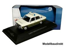 Lada 1200 (2101) Volkspolizei Bj 1970 1:43 IXO / IST CCC056 Cars & Co NEU & OVP