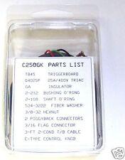 Bryant BCI C250GK Service Kit for 115V Series Control