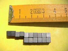 Magnete MINIATUR (kräftig) für Eisenbahn etc. 4mm Set mit 20 Stück  9881