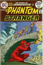 The Phantom Stranger # 30 (es decir, Spawn of Frankenstein) (Estados Unidos, 1974)