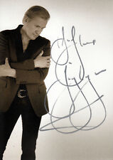 Johnny Logan,Eurovison Song Contest What's Another Year original signiert/signed