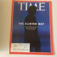 Time Magazine The Clinton Way March 21, 2015 052617nonrh