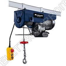 Paranco/Argano/Montacarico/Montacarichi elettrico 1000Kg Einhell - BT-EH 1000