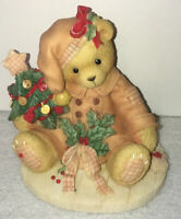 Cherished Teddies Annette Tender Care Given Here Figurine 1999 Christmas 533769