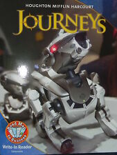 Houghton Mifflin Harcourt Journeys 4th Grade Level 4 Paperback Write-In Reader