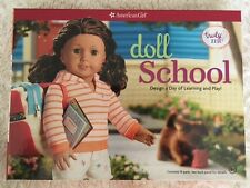 American Girl Doll School : Design a Day of Learning and Play - Hardcover Book