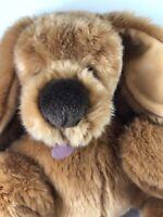 Gund Droopy #5358 Stuffed Plush Animal Toy 19 inches Soft  Cuddly Dog Puppy