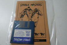 Stable Masters A Game for the Atari ST Computer tested & working