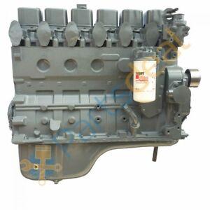Brand New Genuine Cummins 6bt 12v Engine Long Block- A/P-type Inline pump