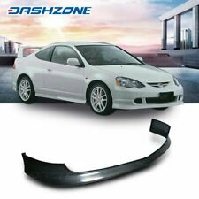 TR Poly Urethane Front Bumper Lip Spoiler Body kits Fit 2002-2004 Acura RSX