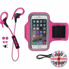 Kitsound Sport Race Bluetooth Headphones Wireless In-Ear & Smartphone Armband