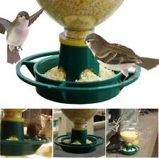 Automatic Wild Bird Seeds Feeder Cup Hanging Bird Feeding Supplies Outdoor Tool
