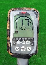 Detector De Metal Minelab Equinox-Caja de control de neopreno Camo Cubierta