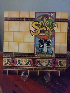 Nice Steeleye Span-Parcel of Rogues Vinyl LP (1973), Chrysalis, Cat# CHR 1046