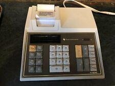 Original Texas Instruments Ti-5040 Desktop Adding Machine, Tested, Working  00004000