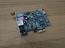 Delock 89252 PCI Express Sound Card 7.1