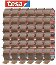 36x Tesa Klebeband 64014 - 50mm x 66m braun Paketband Packband Klebeband