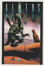 ALIENS HIVE ISSUE #2 OF # 4            DARK HORSE COMICS  1992
