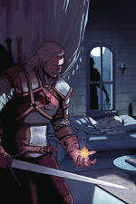 WITCHER #1 OF FLESH & FLAME 12/19/18