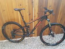 "2015 Trek Fuel EX 9 29 19.5"" Full Suspension Mountain Bike"