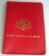 More details for 1979 wildlife royal australian mint bunc six coin set in wallet