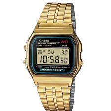 Orologio Casio da uomo donna Vintage digitale oro crono alarm originale garanzia