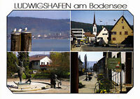 Ludwigshafen am Bodensee ,AK 1996 gel.