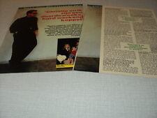 F290 BILLY JOEL '1990 DUTCH CLIPPING