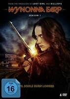 WYNONNA EARP-DIE KOMPLETTE SEASON 1 (4 DVDS) - SCROFANO,MELANIE 4 DVD NEUF