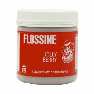 Candy Floss Flossine by Gold Medal - 454g Jar - Free Economy Shipping