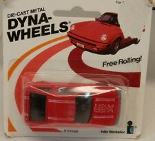 Zee Dyna-Wheels 1984-1987 '80s Honda CR-X Red 1st Gen CRX D79 MOC 1/64 Scale