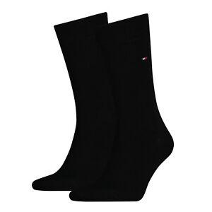 Tommy Hilfiger - Business Socken - 4 Paar - schwarz - Größe 47/49