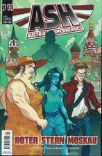 ASH - Austrian Superheroes 14, Diverse