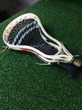 "Warrior Alloy 6000 w/Warrior Evolution Head Attack/Midfield Lacrosse Stick 40.5"""